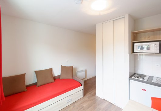 Studio ideally positioned Nantes