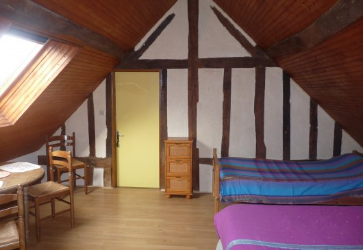 Studio furnished close to Angers