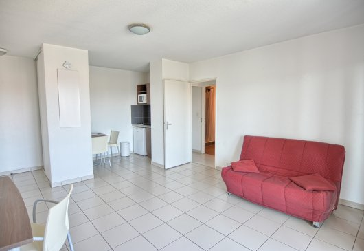 Great apartment for 4 p. in Toulon