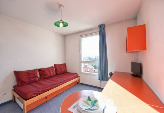 Super studio in Villeurbanne