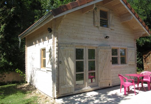 Charming chalet 4 people
