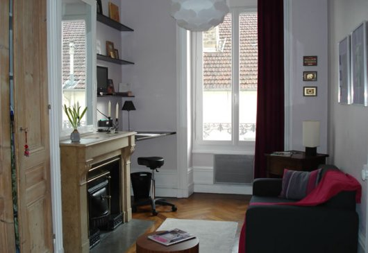 Furnished apartment Brotteaux