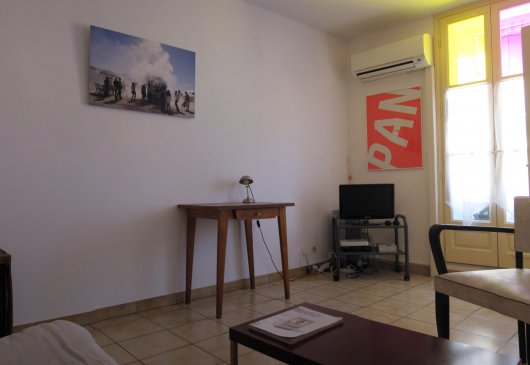 1 BR apart (31 m2) air-conditioned