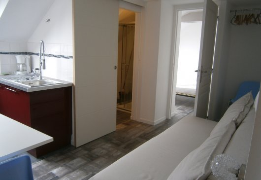 New 2room flat ​​Les Halles in Tour