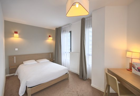 Comfy studio in Angers citycenter