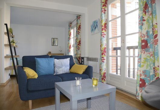 Apartment in the center of Toulouse
