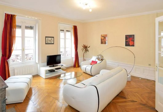 City center - 2 bedrooms 100m²