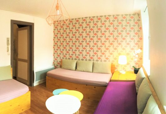 Duplex 3 rooms - Lille centre