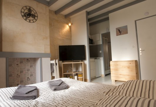Cosy apartment has Niort