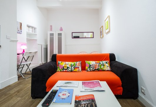 Renovated studio in Carmes Toulouse