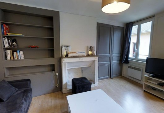 Studio in the city of Rouen centre