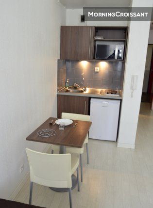 Equipped appartment in Rangueil