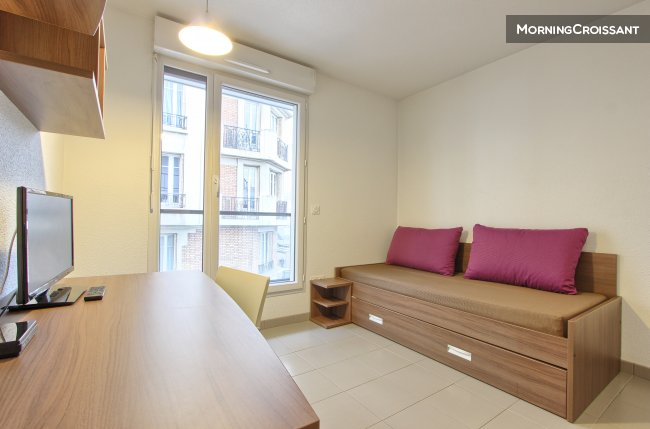 Studio of 29sqm in Vanves