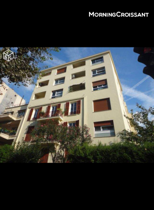 2 rooms furnished Riquier