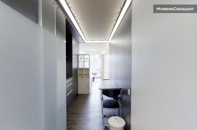 furnished studio for rent in reims studio in reims. Black Bedroom Furniture Sets. Home Design Ideas