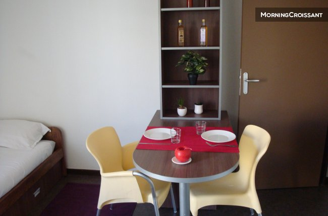 23 m² furnished Studio