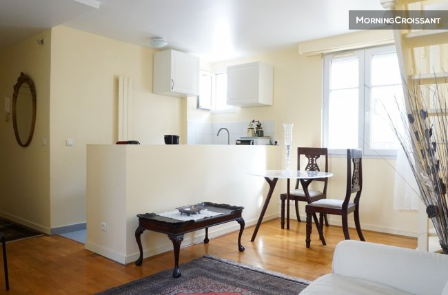 Cosy 38m² in Paris - 217040
