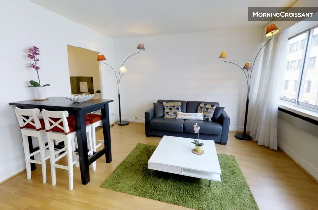 New apartment near Eiffel Tower