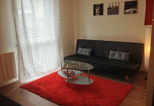 2 room apartment with parking