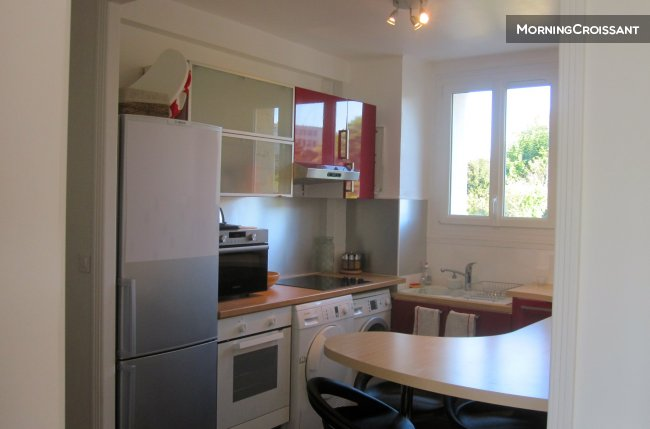 Fully Furnished Apartment Caen
