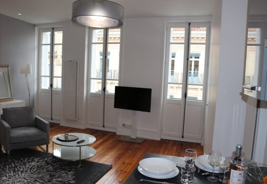 Furnished apartment Jeanne d'Arc
