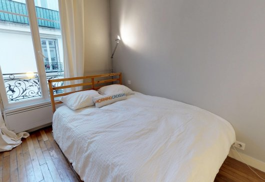 Beautiful 1 Br flat Montmartre