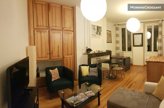 Charming 45sqm flat in the center
