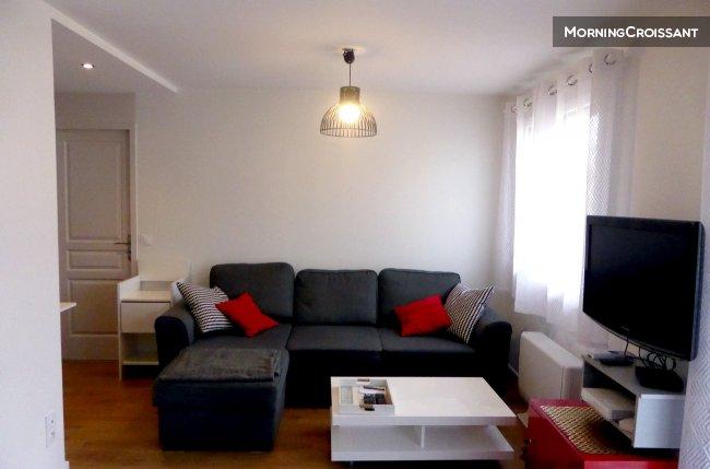 Meuble Balcon furnished apartment for rent in toulouse – appartement meublé balcon