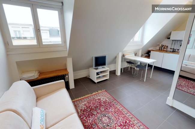 Furnished apartment Auteuil