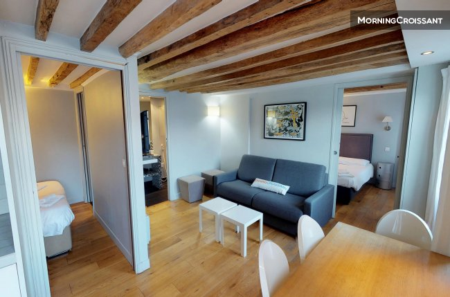 Passage Saint Anne - 2 rooms