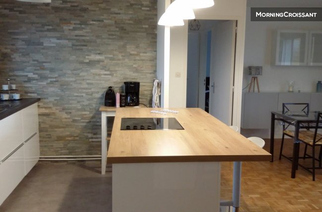 Apartment 70 m² parking
