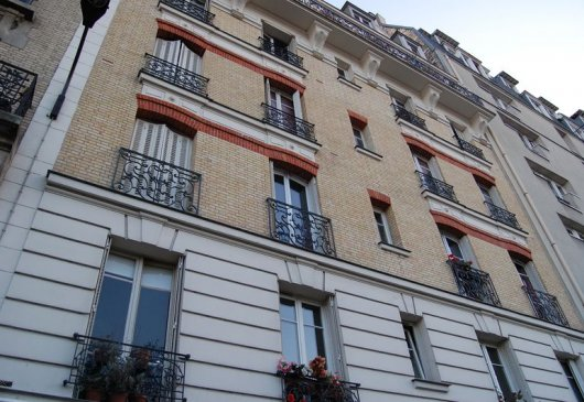 Furnished studio rental Paris 18th