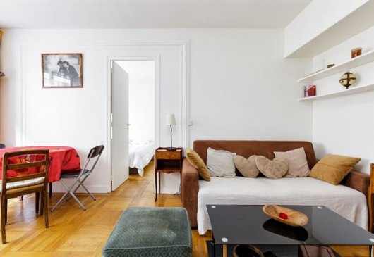1 br flat porte Maillot