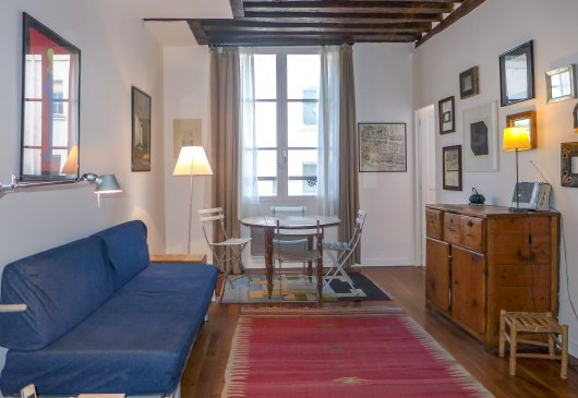 MAZET 1 bedroom in Saint Germain