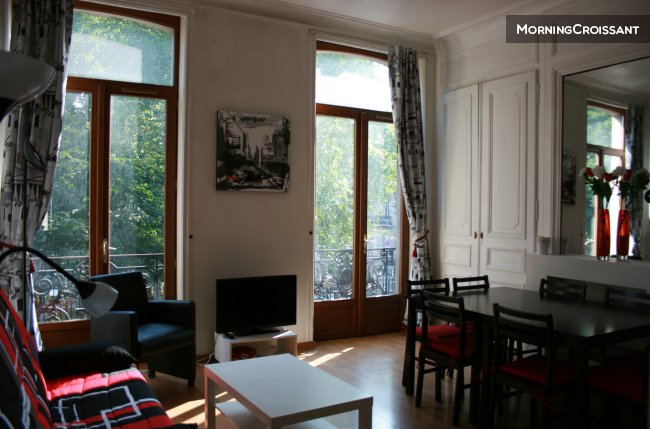 Apartment refurbished Lille