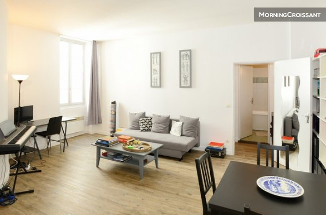 55 sqm furnished apartment