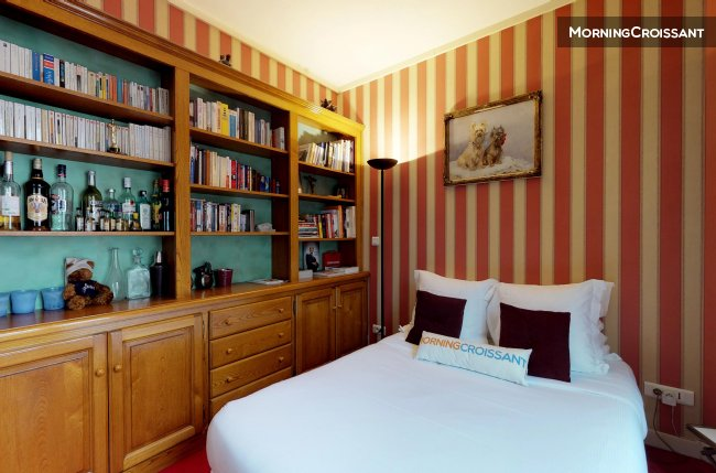 Luxurious Studio at Invalides 7th