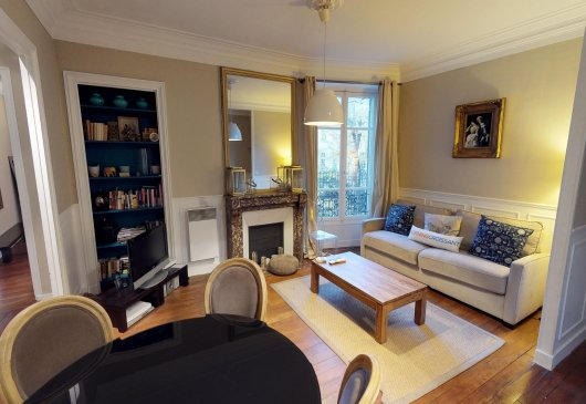 Great apartment in the Marais