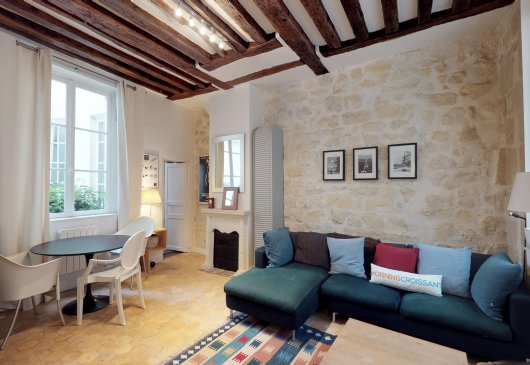 Superb apartment St Honoré