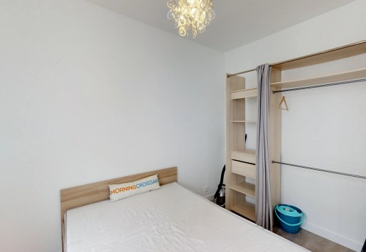 1Br cocoon for 2p - near Montmartre
