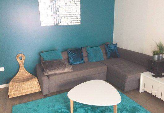 Spacious accommodation in Nanterre