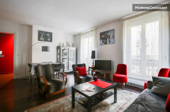 Lovely 2 BR in the center of Paris