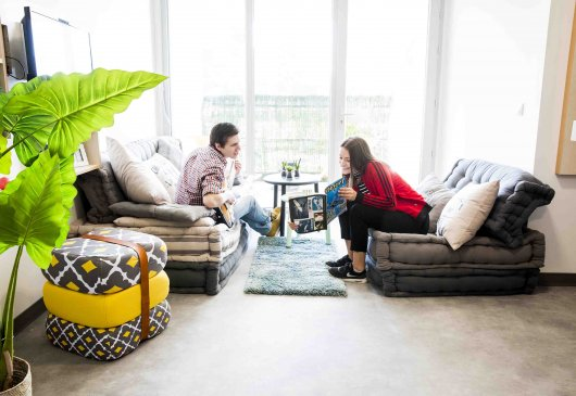 Experience the Coliving In Rennes