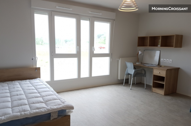 1BR flat with balcony px Luxembourg