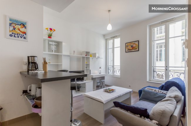 Apartment of charm in Marseille