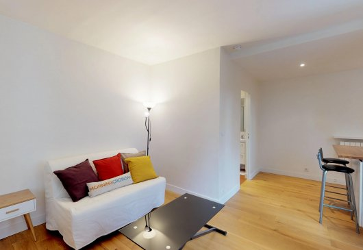 Fully equipped Studio - Paris 11th