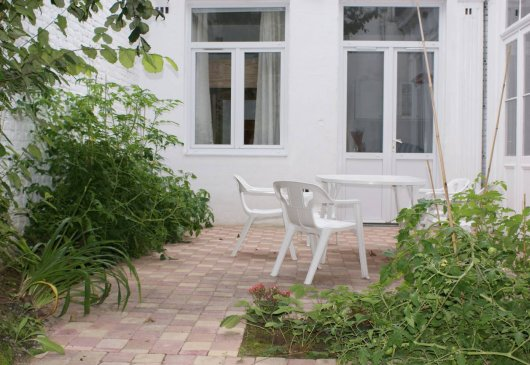 Gite - private courtyard LILLE cent
