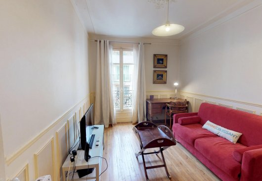 Charming apartment of 50 m2
