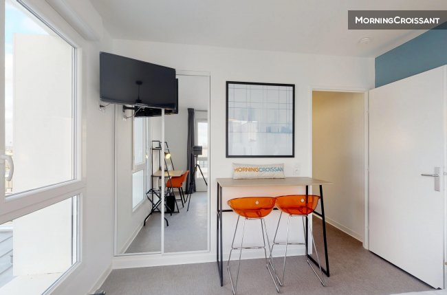 Property in student residence