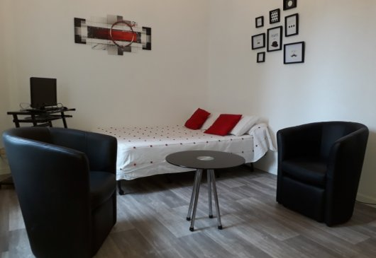 Pau all inclusive furnished centre